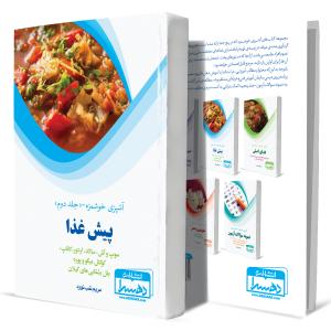 آشپزی+خوشمزه+جلد+دوم+پیش+غذا+انتشارات-دهسرا2